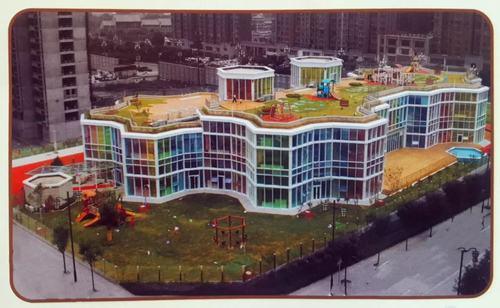 河南11选5走势图下载建设渭南分公司第五项目部承建的西郊康桥双语幼儿园交工项目结出丰硕成果