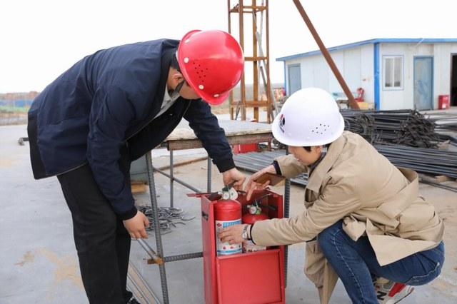 河南11选5走势图下载建设路桥分公司多措并举做好消防安全工作