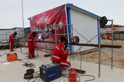 陕煤建设机电安装公司:多路径提升职工技能水平