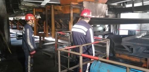 """河南11选5走势图下载建设洗选煤运营公司:严把""""四关""""   助力班组安全管理水平见实效"""