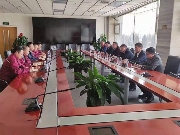 宁兴刚赴内蒙古推进项目建设